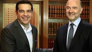 ЕС надеется достичь соглашения с Грецией по вопросу долга и реформ