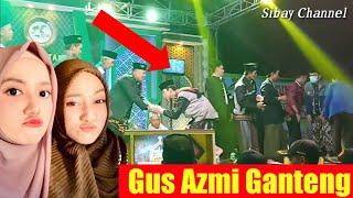 KACAU !!! Reaksi Santriwati Melihat Gus Azmi Datang