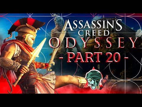 """Assassin's Creed Odyssey Walkthrough - Part 20 """"AGE IS JUST A NUMBER"""" (Let's Play)"""