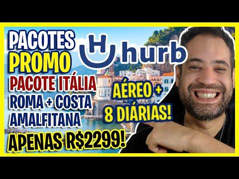 ÚLTIMAS HORAS! PACOTE SALERNO ITÁLIA - ROMA + COSTA AMALFITANA POR R$2299!