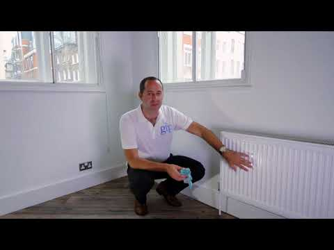 How to bleed a radiator, By Greater London Properties