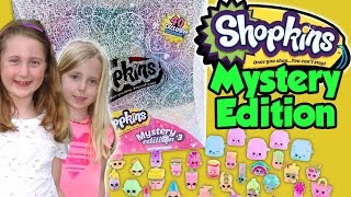 Shopkins Mystery Box from Target - Unboxing and Review