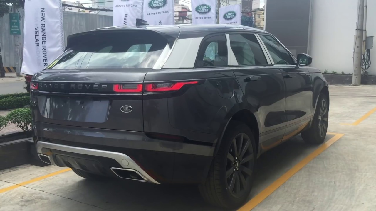 Land Rover Range Rover Velar R Dynamic Hse >> 2018 New Range rover Velar HSE R-Dynamic 3.0 V6 - Corris ...