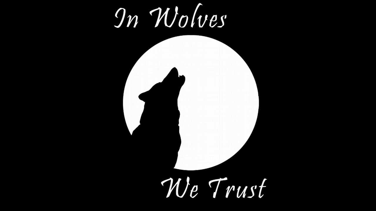 wolf howling at the moon shirt in wolves we trust youtube