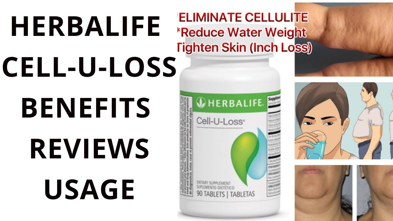 Herbalife Cell U Loss Tablets Benefits Reviews Usage Demo And Price Nutrition Product English Youtube
