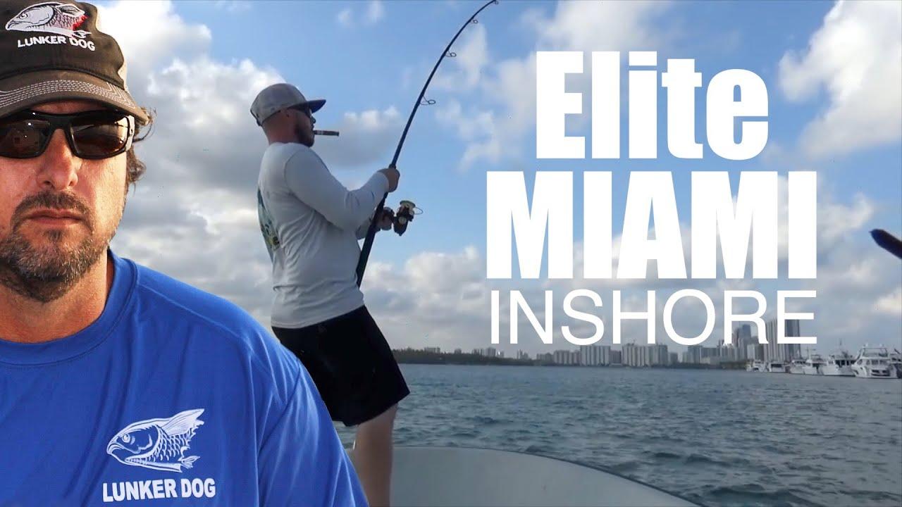 Insane Inshore Fishing with Lunkerdog