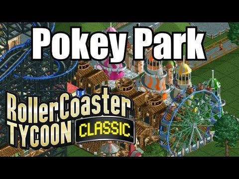 Roller Coaster Tycoon Classic - Pokey Park |