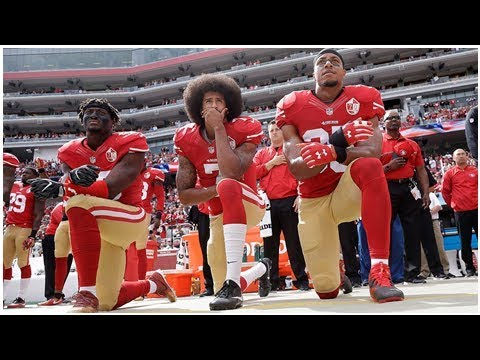 Colin Kaepernick honoured by Amnesty for inequality protests