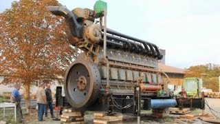 Download Old Diesel Engines Starting Up Mp3 and Videos