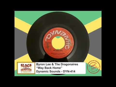Byron Lee & The Dragonaires - Way Back Home