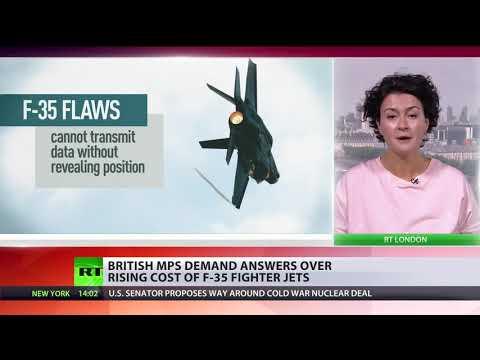 MPs demand truth on hidden costs of £150bn F-35 warplane deal