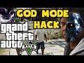 GTA V - God Mode / Infinite Health Cheat on PS3