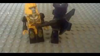 Kre-o Transformers: Bumblebee VS Thundercracker