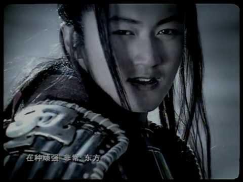 謝霆鋒 Nicholas Tse《黃種人》[Official MV]