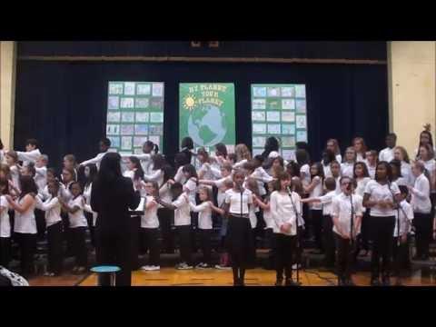 Olive Branch Intermediate School - 2014 4th and 5th Grade Choir Program