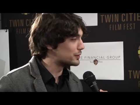 2014 TCFF Red Carpet : George Finn, Actor  Time Lapse