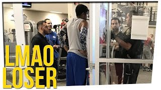 Video Guy Calls Cops Over Basketball Foul ft. Gina Darling & DavidSoComedy download MP3, 3GP, MP4, WEBM, AVI, FLV Juli 2018
