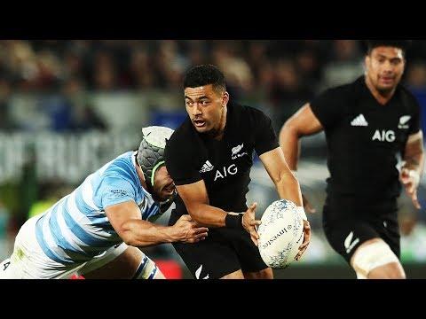 HIGHLIGHTS: All Blacks v Argentina first Test – 2018