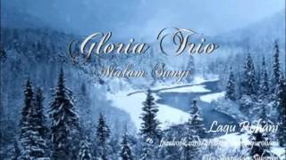 Gambar cover Malam Sunyi - Gloria Trio
