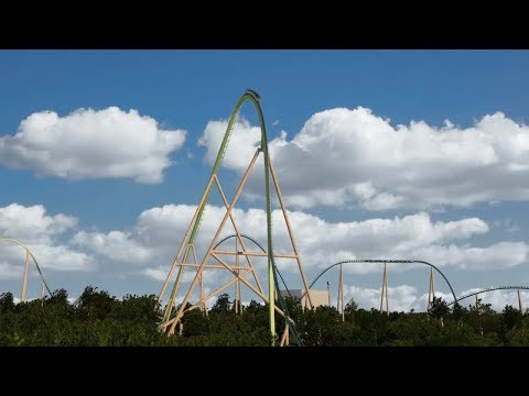 Hammer - New Kings Island Giga Coaster - Beast Unleashed?
