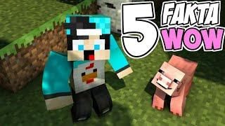Download 5 FAKTA WOW TENTANG BABI - 5 FAKTA WOW Minecraft