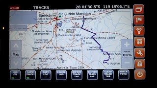 How to put TRACKS ( converted from Google Earth ) onto your Hema Navigator ( HN7 ) Free HD Video