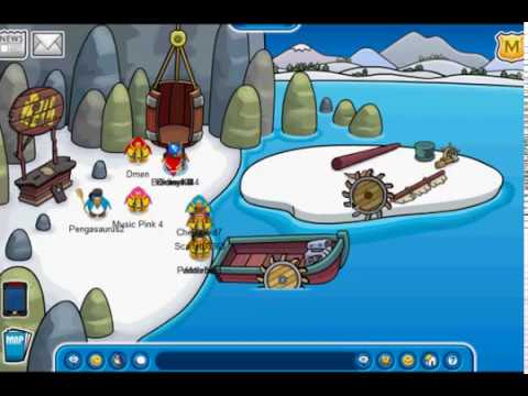 Club Penguin Wilderness Expedition Walkthrough
