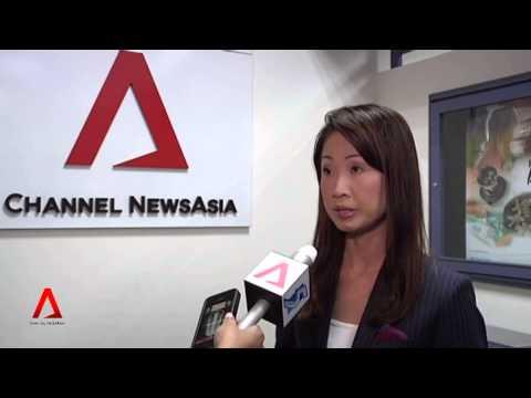 Channel NewsAsia's news bureau in Myanmar