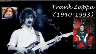 Last Photos - Last Memories of Frank Zappa  ( Frank Vincent Zappa )