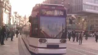 Repeat youtube video Straßenbahn Erfurt - Der Typ MGT6D