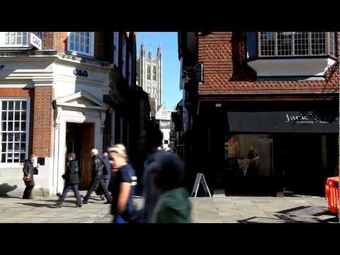 Canterbury Start-up Capital of Kent Portas Pilot Bid April 2012