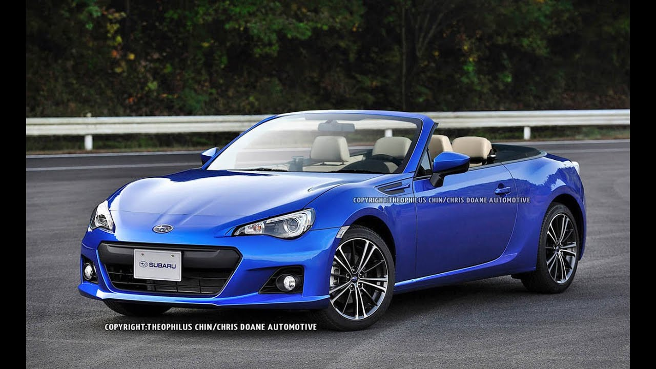 2014 subaru brz convertible youtube. Black Bedroom Furniture Sets. Home Design Ideas