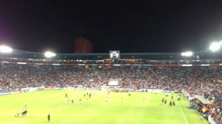 Pachuca vs Dallas concacaf 2017