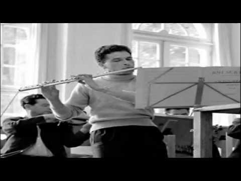Trio - Largo  BACH Musikalisches Opfer BWV 1079 /Karl Richter