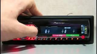 Видеообзор автомагнитолы Pioneer MVH-150UI