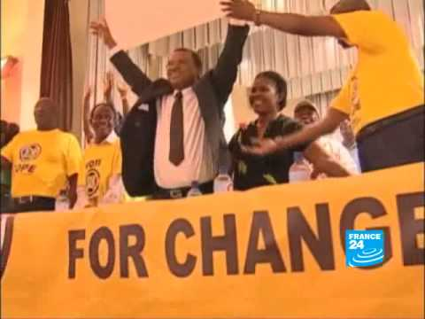South Africa: the main candidates in the 2009 election
