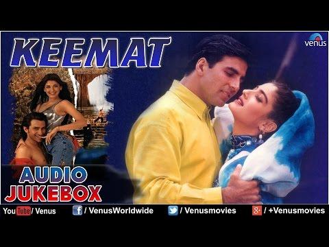 Keemat : Bollywood Hits ~ Audio Jukebox   Akshay Kumar, Raveena Tandon, Saif Ali Khan, Sonali Bendre