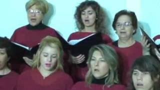 RODOS MIXED CHOIR - SCHUBERT, ZUM SANCTUS