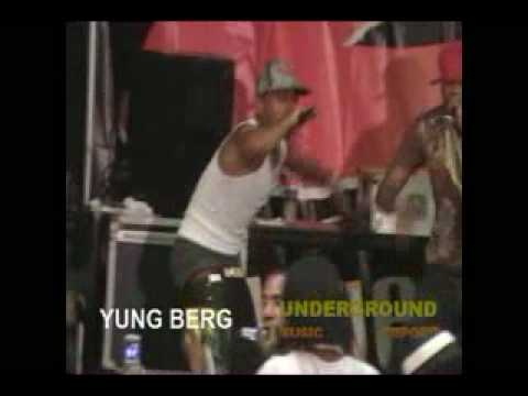 YUNG BERG feat JUNIOR SEXY LADY