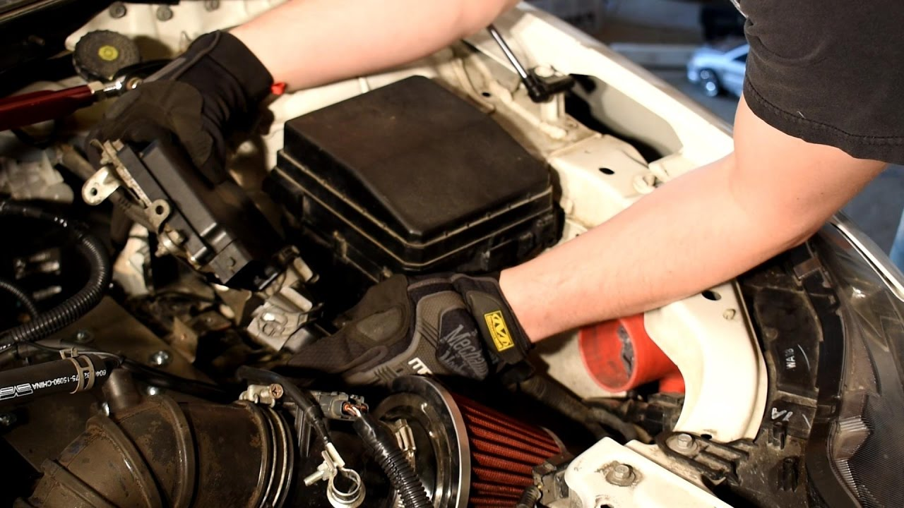 How to Replace the ECU in a 2008 Mitsubishi Lancer  YouTube