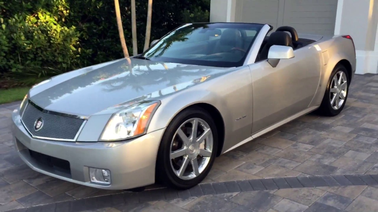 2006 Cadillac XLR Roadster for sale by Auto Europa Naples ...