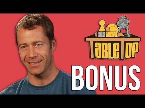 Colin Ferguson   from Ticket to Ride  TableTop ep 4