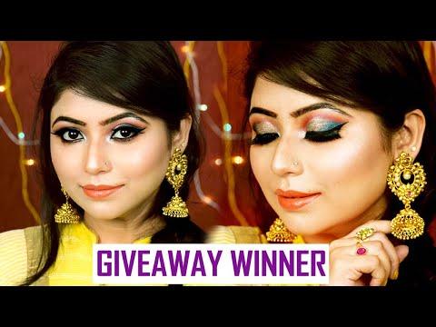 Eid Makeup 2019 In HINDI | Indian Makeup Tutorial | Gorgeous Eid Makeup Look