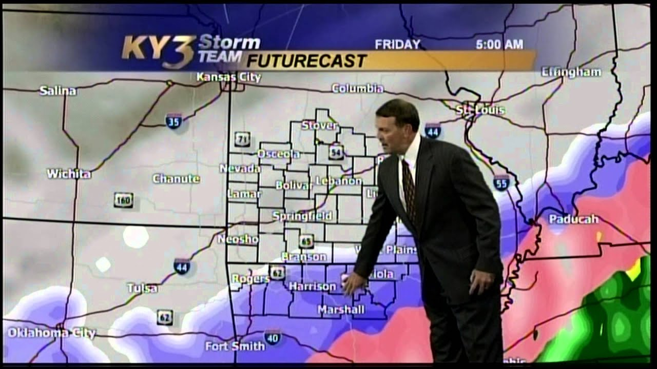 Total Winter Weather Forecast