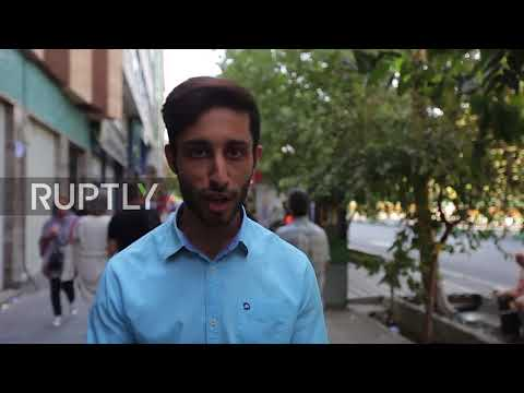 Iran: 'We are not afraid and we have never been afraid' – Tehran residents respond to Trump