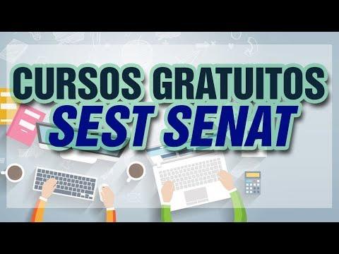 VÁRIOS CURSOS GRATUITOS SEST SENAT (COM CERTIFICADO GRATUITO)