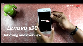 Lenovo s90 unboxing Indian Retail Unit