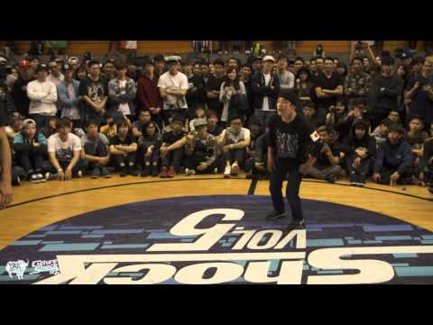 Kid David USA vs Shigekix JPN Culture Shock Taiwan Semi 2 YAK FILMS