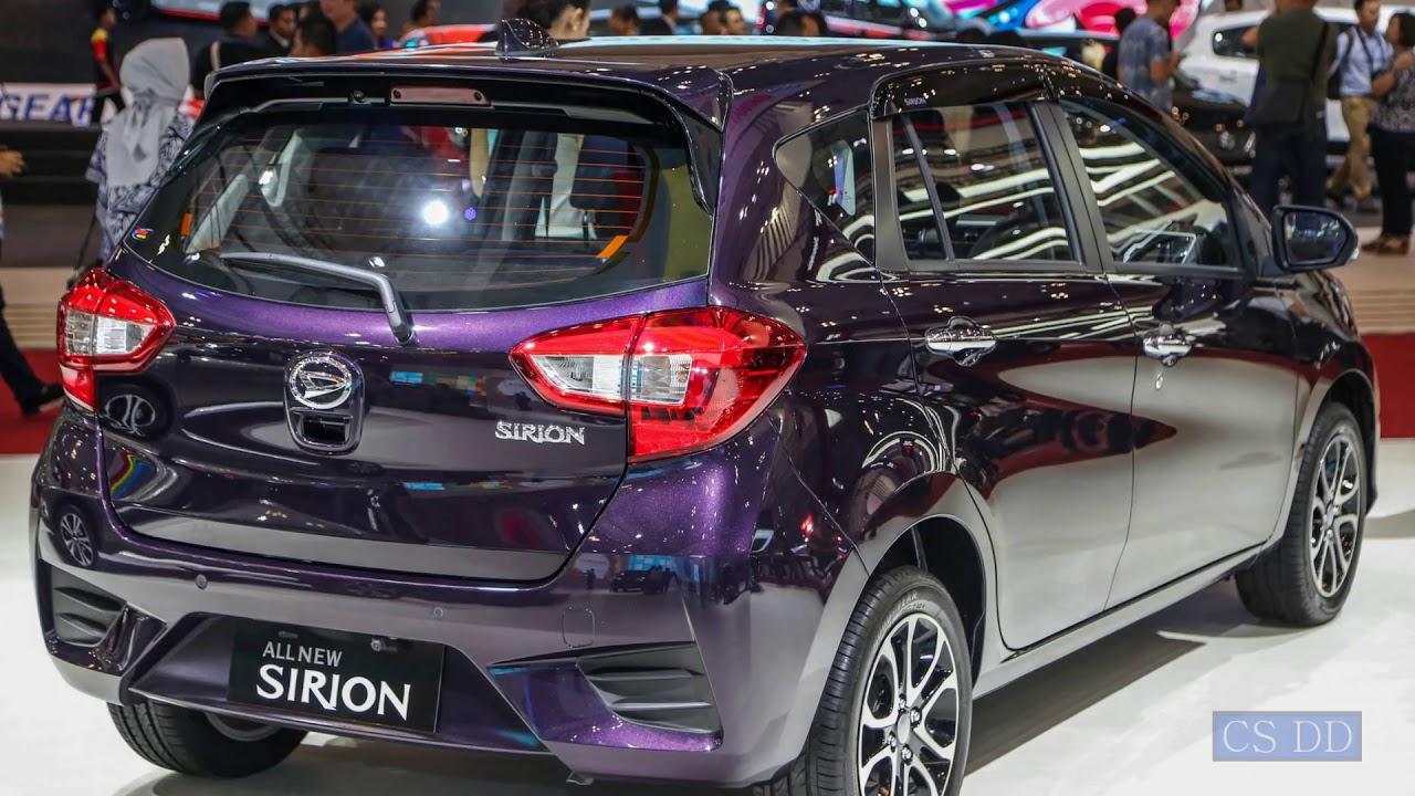 2019 Daihatsu Sirion GIIAS 2018