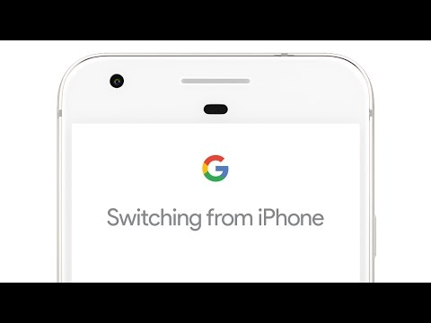 #Pixel Tips: Switching from iPhone®
